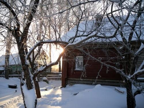 Что делать на даче в декабре-январе