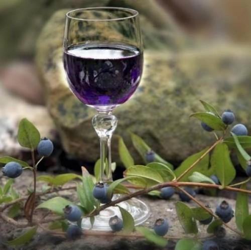 Вино из паслена санберри
