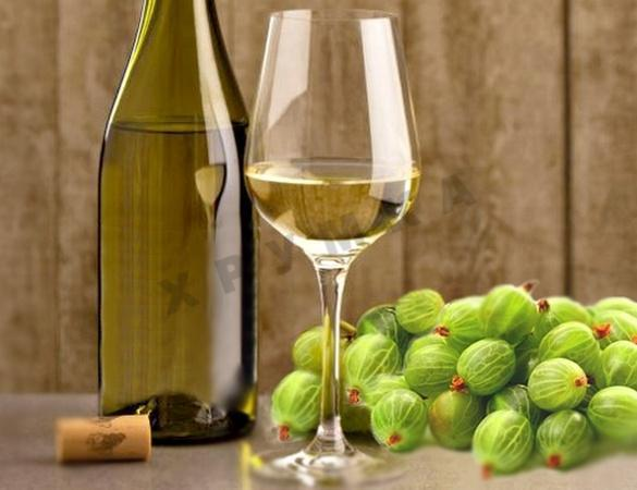Крыжовниковое вино