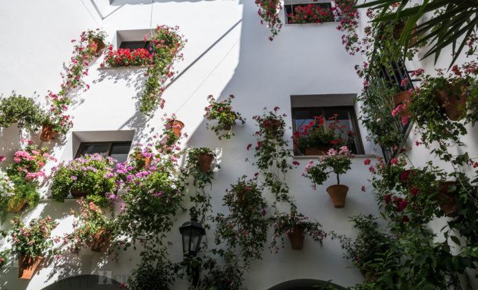Уютные дворики Андалузии