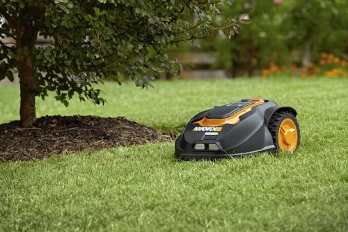 Робот для газона