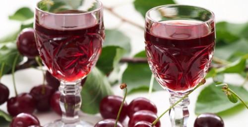 Вишневое вино