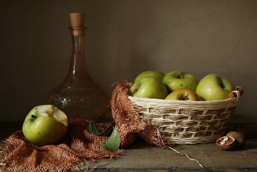Яблочное вино с черносливом