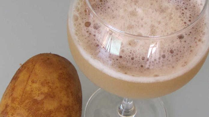 Сырой картофельный сок — лечебное средство