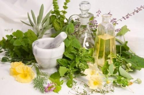 Травяной лосьон для пышных волос